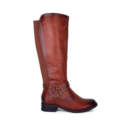 Χαμηλή μπότα σε μαύρο και καφέ χρώμα σε τρομερή τιμή! Προσφορές σε όλα τα γυναικεία Παπούτσια! Παπούτσια MyWay Shoes, Τσιμισκή 32 Θεσσαλονίκη!