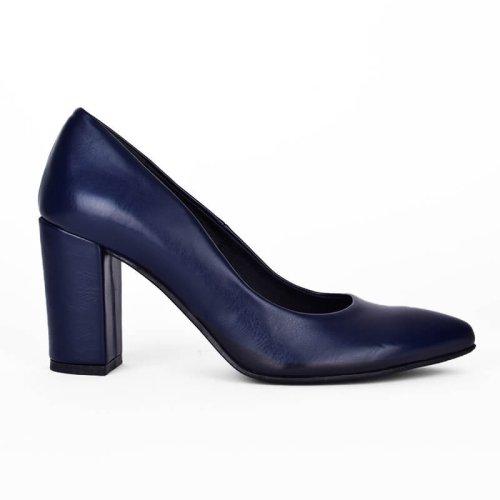 Μπλε ματ γόβα, κατασκευής εργοστασίου μας. Γυναικεία παπούτσια για σένα σε εκπληκτικές τιμές! Βρες τώρα αυτό που σου ταιριάζει! MyWayShoes στη Θεσσαλονίκη!