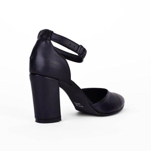 Μαύρες Γυναικείες γόβες θεσσαλονίκη Mywayshoes