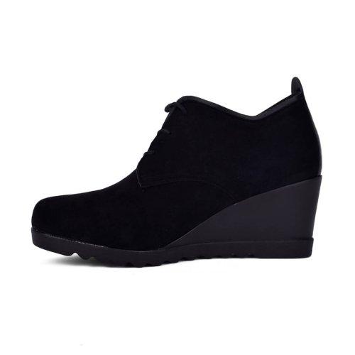 Γυναικεία Δετό παπούτσι σε πλατφόρμα στη Θεσσαλονίκη Τσιμισκή 32 Mywayshoes.gr
