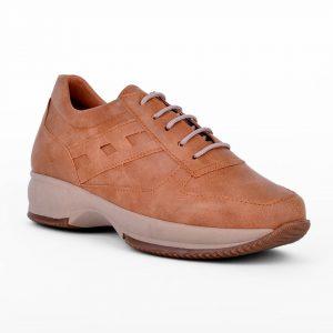 Comfort γυναικείο sneaker με κορδόνια, κατασκευής εργοστασίου μας! Βρες τώρα αυτό που σου ταιριάζει! MyWayShoes, Τσιμισκή 32 στη Θεσσαλονίκη!