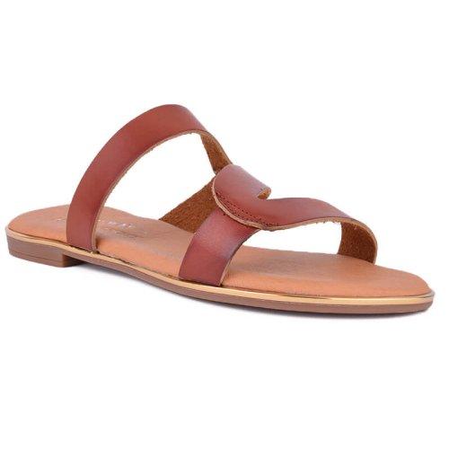 γυναικεία Flat σανδάλια με λουράκια, Ελληνικής κατασκευής, Mywayshoes Γυναικεία Παπούτσια Θεσσαλονίκη